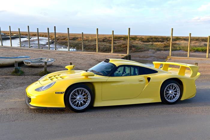 Top 10 des super voitures des années 90 - Luxury Car Magazine