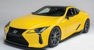 Lexus LC 500 Racing concept, la sportive au SEMA