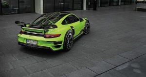 Techart GTstreet R, l'évolution de la Porsche 911 Turbo