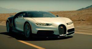 La Bugatti Chiron bat la Vallée de la mort