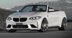 Pas de BMW M2 cabriolet, demandez à Dähler Design & Technik