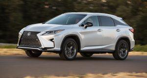 Lexus lancera un RX à 7 places avant la fin de l'année