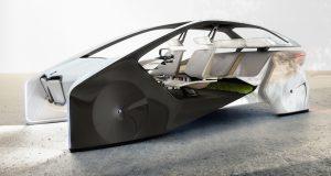 CES, la sculpture selon BMW, le BMW i Inside Future Concept 2017