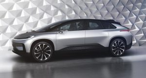 CES, Faraday Future FF91 2018, l'anéantissement de Tesla