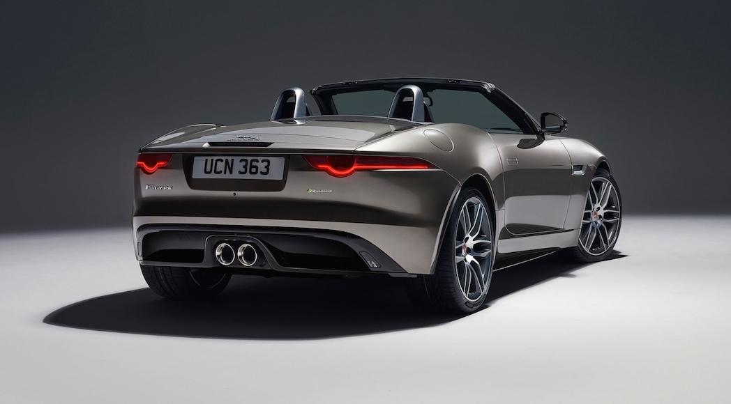 Jaguar F-Type 2018 : plus belle et 400 Sport Edition ...