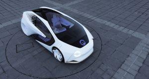 CES, Toyota Concept-i 2017, l'intelligence artificielle