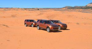 Premier Essai Routier: Land Rover Discovery 2017