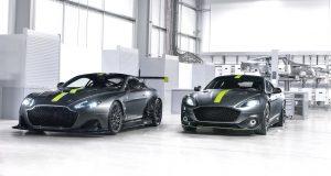 Genève, Aston Martin AMR pour Aston Martin Racing!