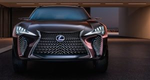 Lexus UX Concept, pour demain la veille