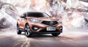 L'Acura CDX : de la Chine à l'Amérique