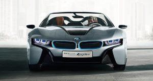 420 chevaux pour l'évolution de la BMW i8 2018