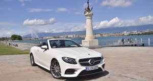 PREMIER ESSAI: Mercedes-Benz Classe E Cabriolet 2018