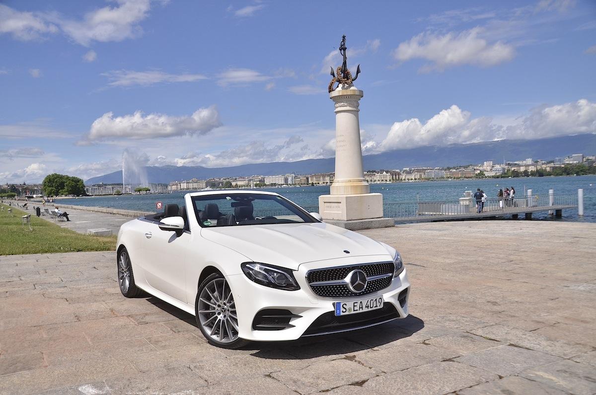 Mercedes-Benz Classe-E Cabriolet