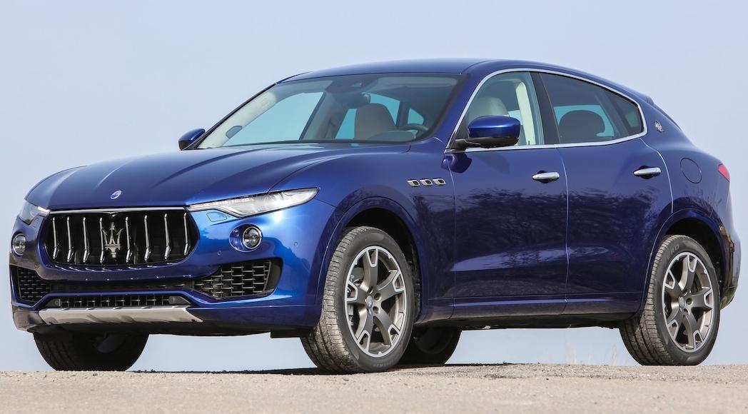 Maserati Levante 2017-1