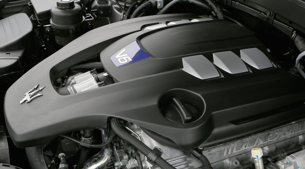 Maserati Levante 2017-12