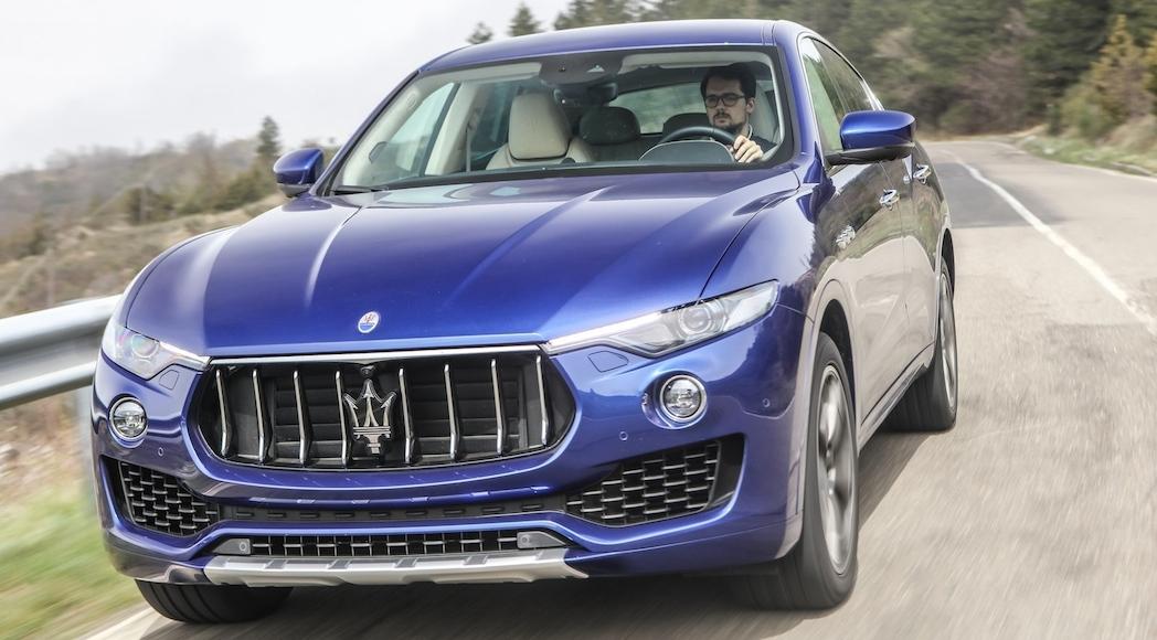 Maserati Levante 2017-3