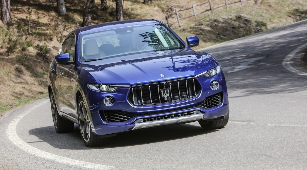 Maserati Levante 2017-4