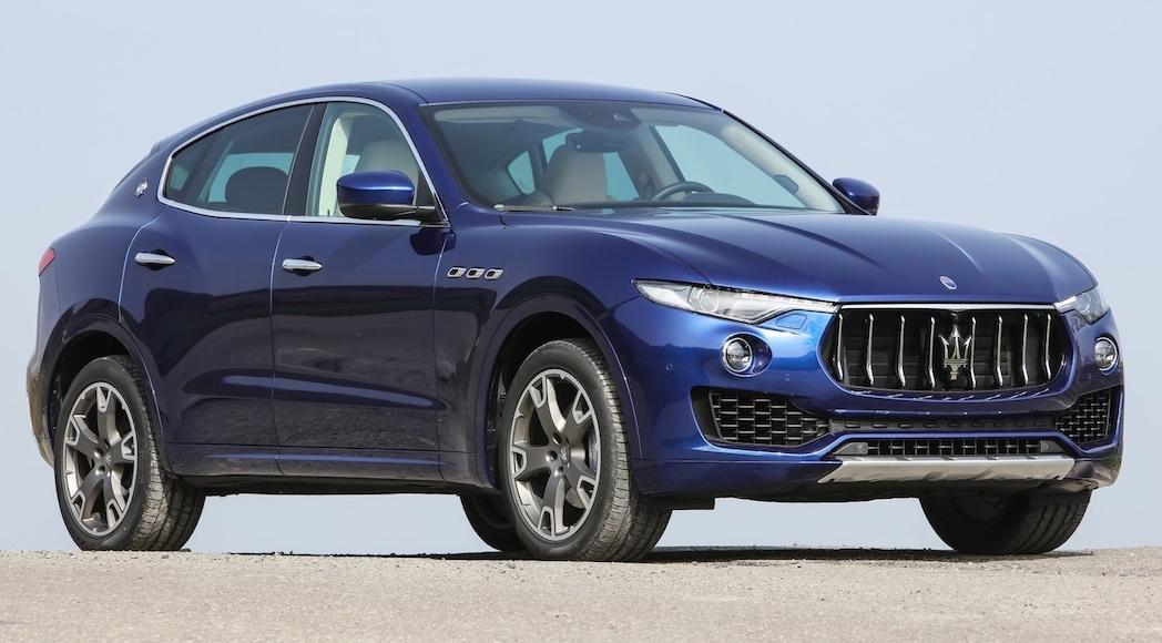 Maserati Levante 2017-5