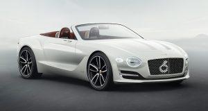 ACTUALITÉ AUTO : Bentley, Bugatti, Audi et Lamborghini auront leur version de la Porsche Mission E