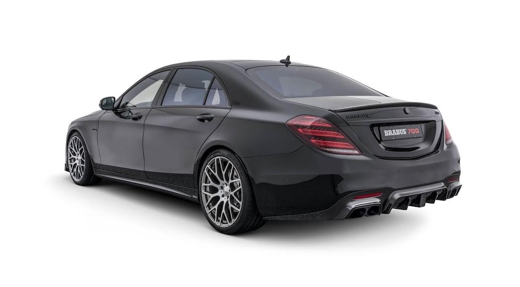 Mercedes-Brabus 700 2018-10