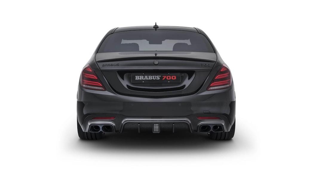 Mercedes-Brabus 700 2018-11