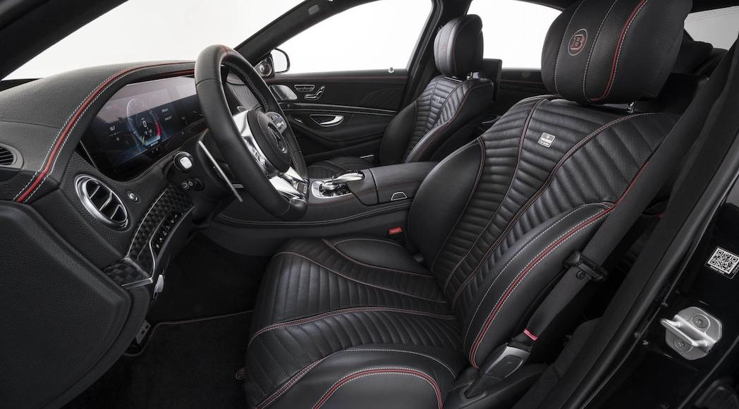 Mercedes-Brabus 700 2018-14