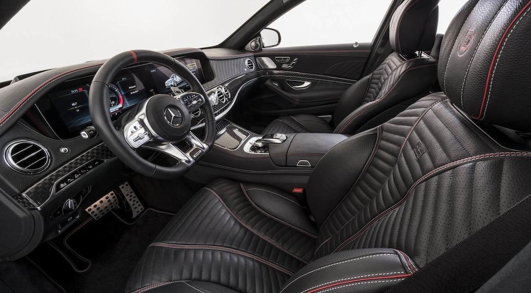 Mercedes-Brabus 700 2018-15