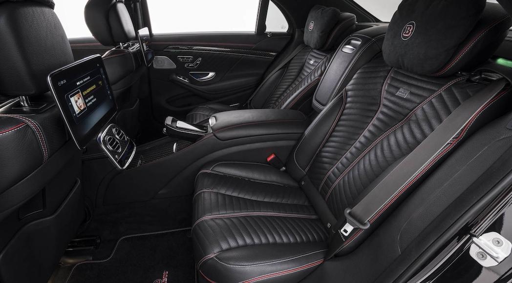 Mercedes-Brabus 700 2018-16