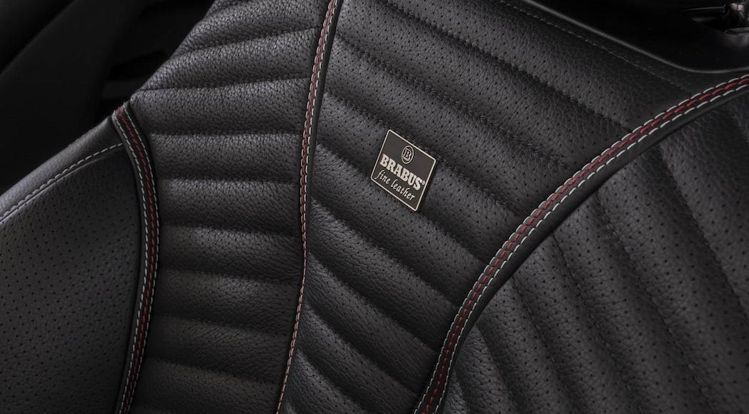 Mercedes-Brabus 700 2018-17