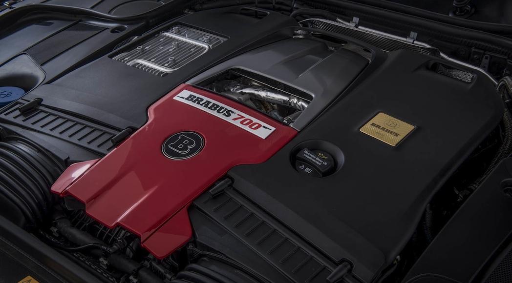 Mercedes-Brabus 700 2018-19