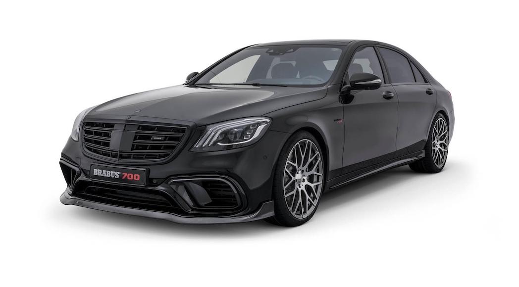 Mercedes-Brabus 700 2018-2