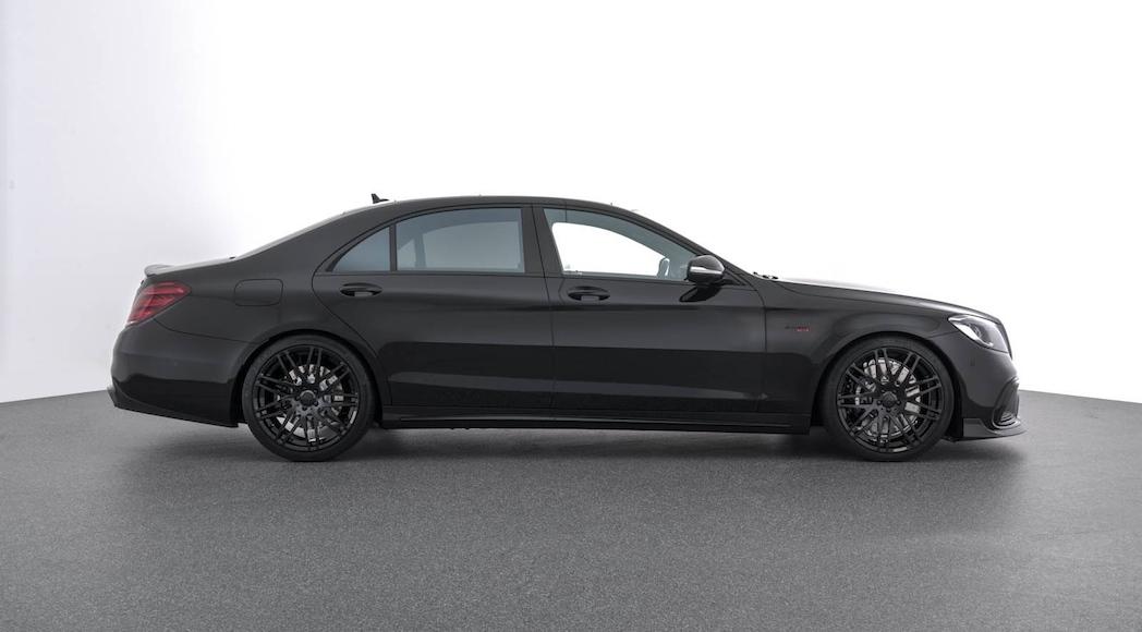 Mercedes-Brabus 700 2018-6