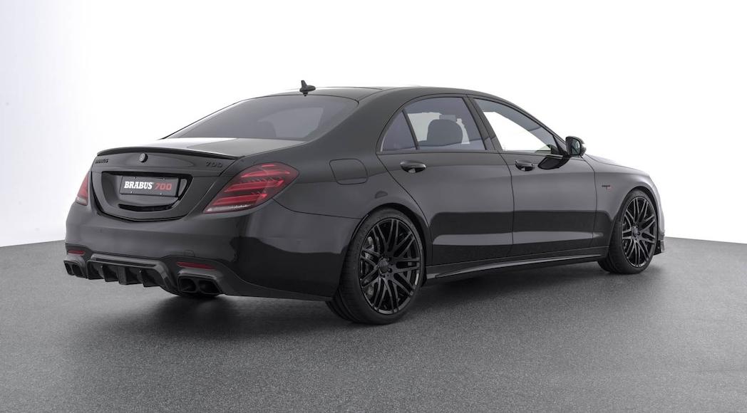 Mercedes-Brabus 700 2018-9