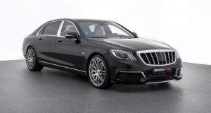 ACTUALITÉ AUTO : Mercedes-Brabus 900 et 700 : l'indécence à son comble