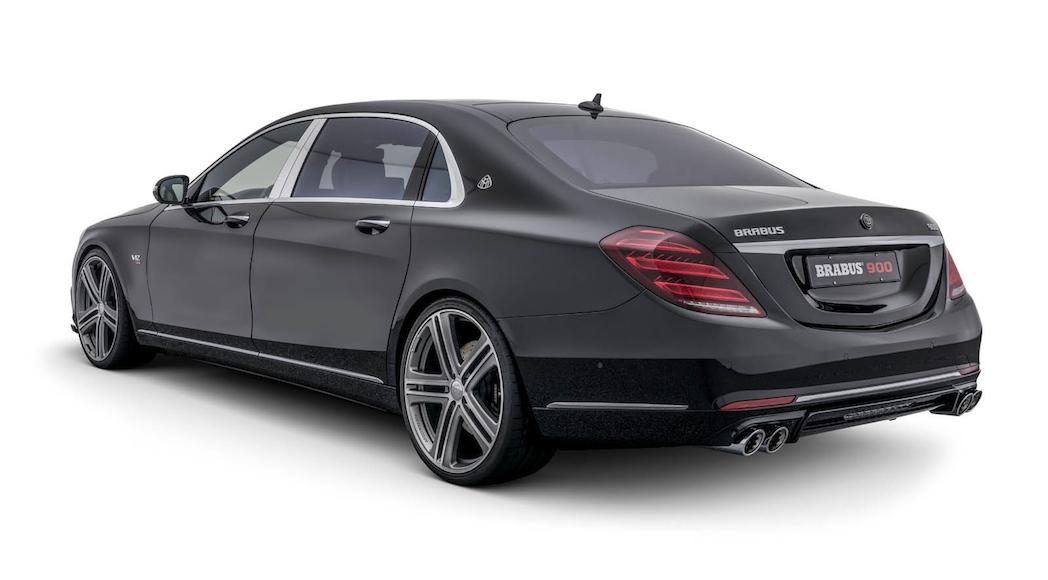 Mercedes-Brabus 900 2018-10