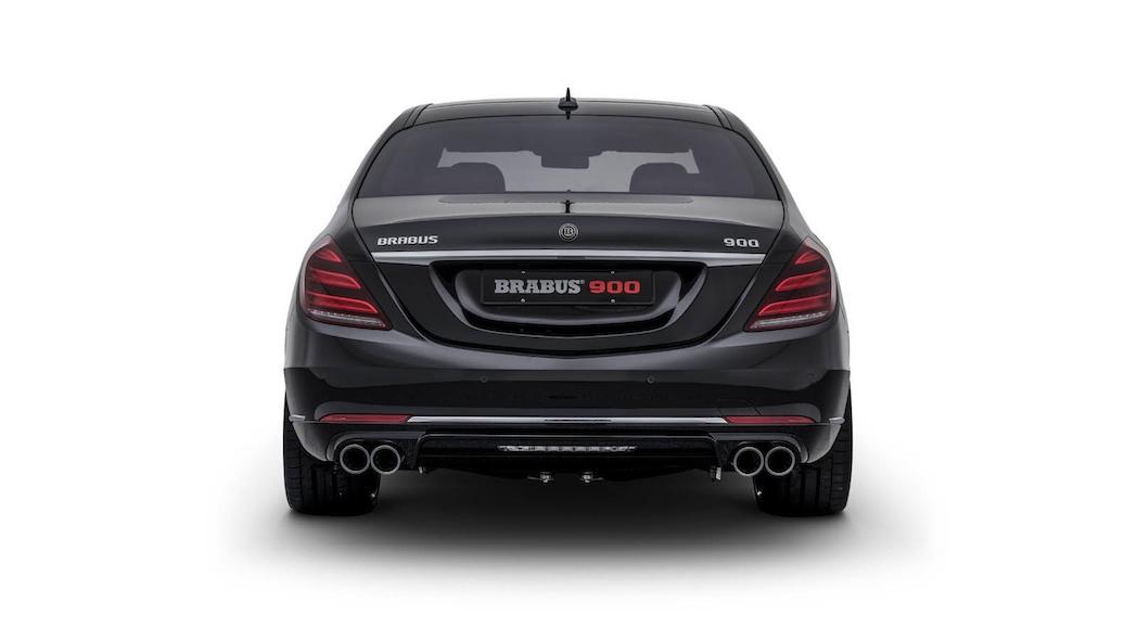 Mercedes-Brabus 900 2018-11