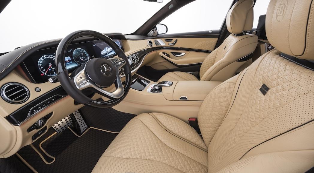 Mercedes-Brabus 900 2018-14