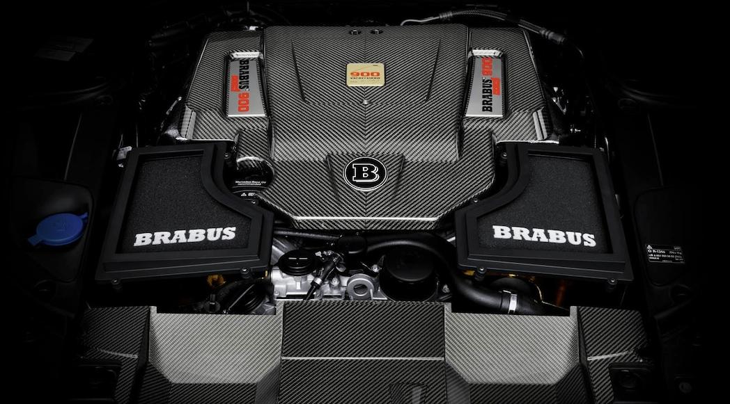 Mercedes-Brabus 900 2018-17