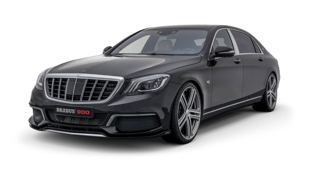 Mercedes-Brabus 900 2018-2