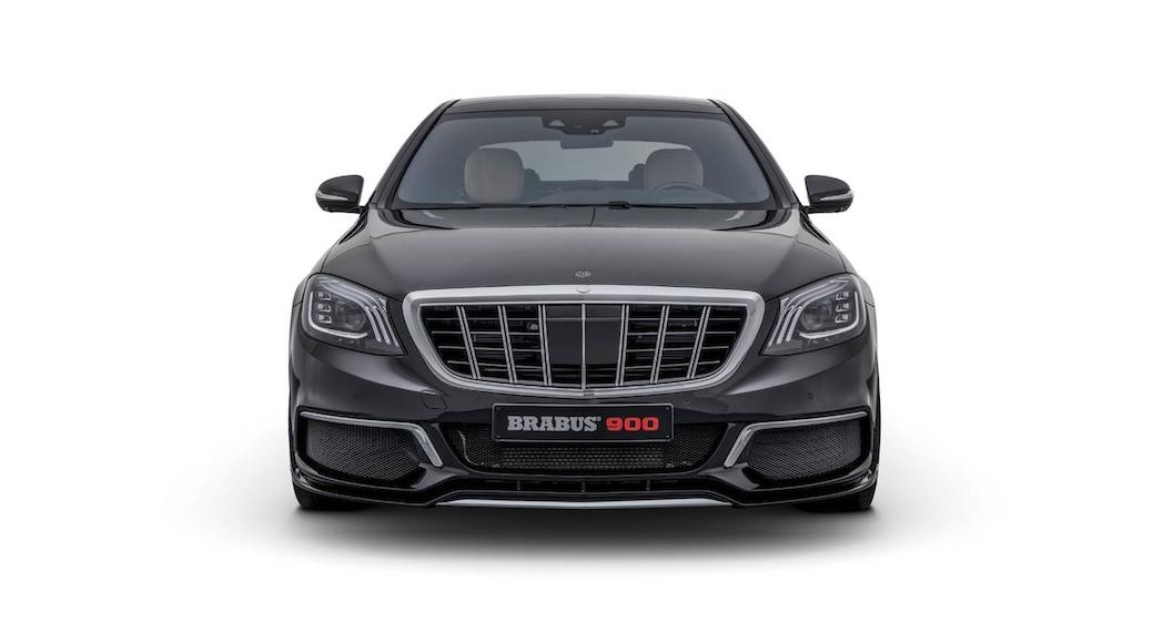 Mercedes-Brabus 900 2018-3