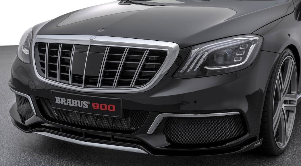Mercedes-Brabus 900 2018-4