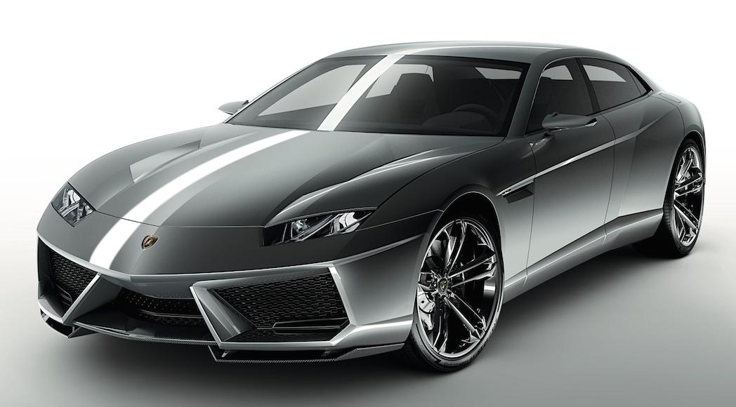Lamborghini Estoque Concept 2008-2
