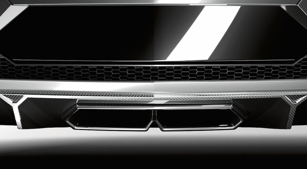Lamborghini Estoque Concept 2008-9