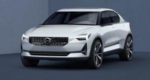 ACTUALITÉ AUTO : la future Volvo V40 aura deux choix de moteurs électriques