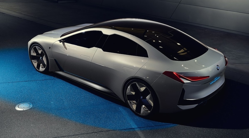 BMW i Vision Dynamics Concept 2017-11