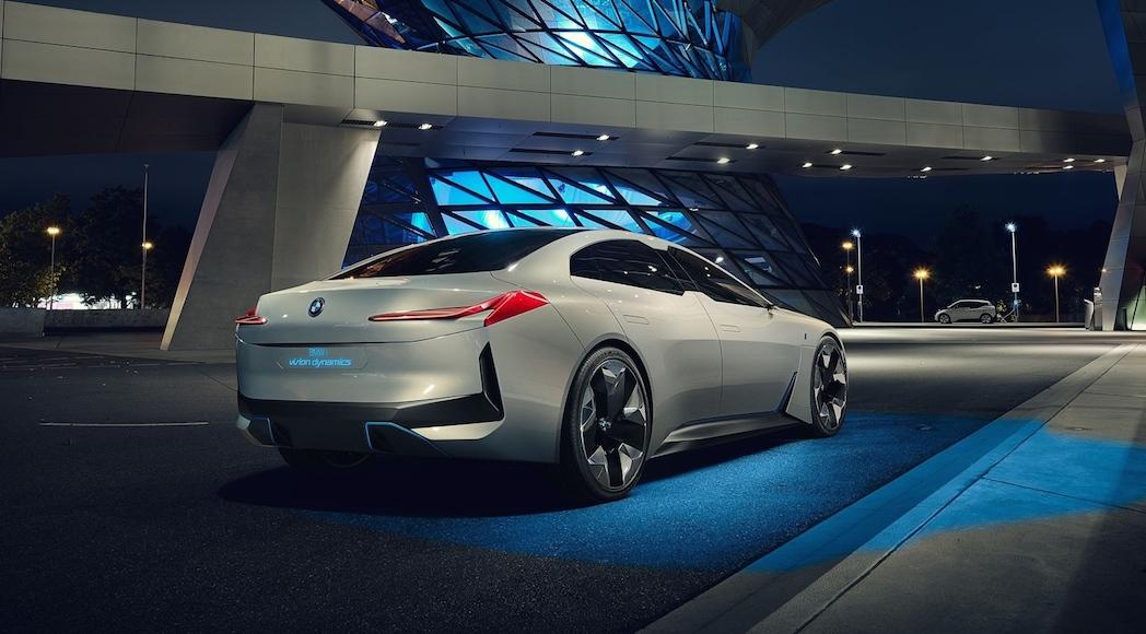 BMW i Vision Dynamics Concept 2017-12