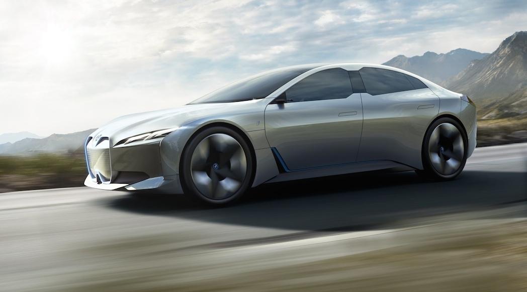 BMW i Vision Dynamics Concept 2017-2