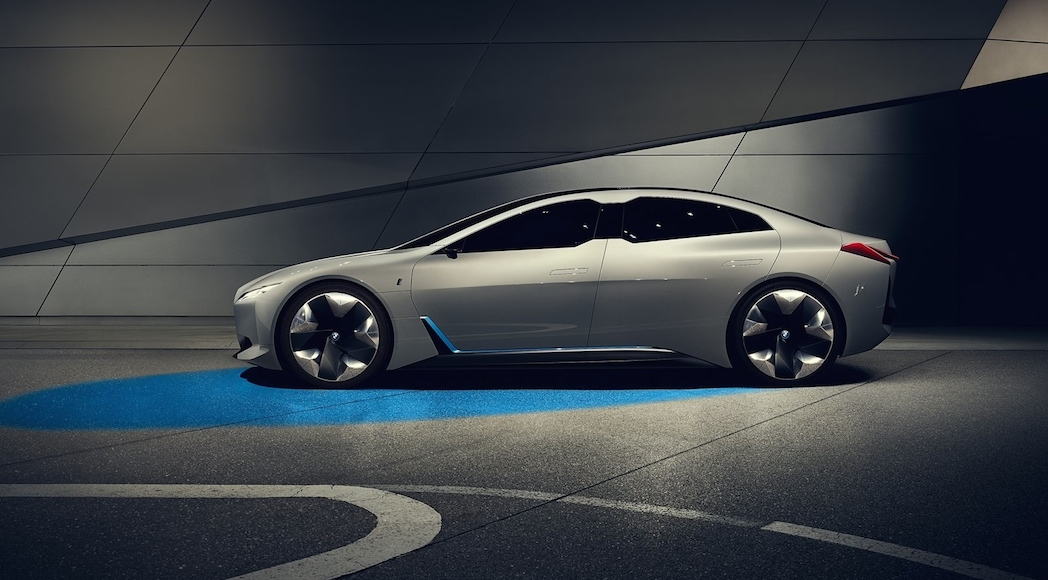 BMW i Vision Dynamics Concept 2017-9