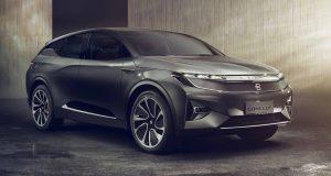 ACTUALITÉ AUTO : Byton Crossover Concept, l'utilitaire électrique