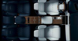 ACTUALITÉ AUTO : Première image du Land Rover Range Rover SV Coupe avant Genève